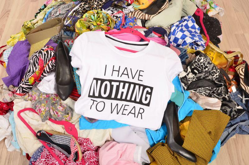 Stop alla moda usa e getta